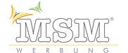 MSM Werbung